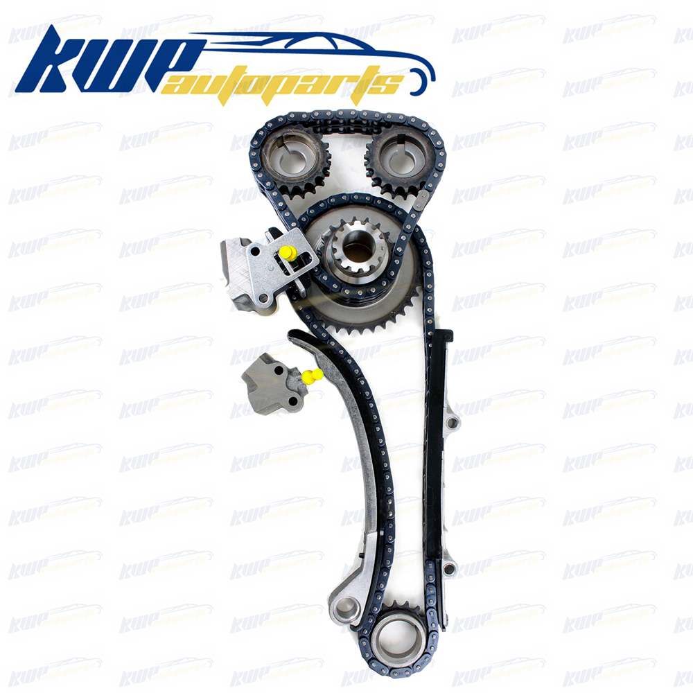ENGINE TIMING CHAIN KIT FITS for 98 04 NISSAN 2.4L ALTIMA FRONTIER XTERRRA  KA24DE -in Timing Components from Automobiles & Motorcycles on  Aliexpress.com ...
