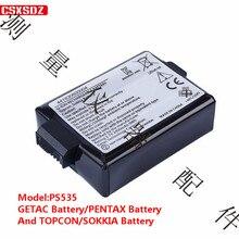 Getac PS535, PS535E, 535F Аккумулятор для Sokkia Topcon PENTAX FC-25A, SHC-25 сбора данных часть № 441830600005 или 441830600004