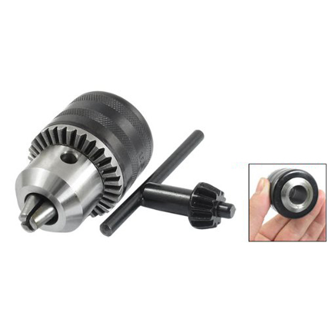 цена на WSFS Hot Sale Key Type 1.5-13mm Capacity B16 Tapered Bore Drill Chuck