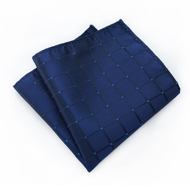 2018 Popular Style Men's Pocket Towel Fashion Clothing Accessories Pocket Squared Handkerchief