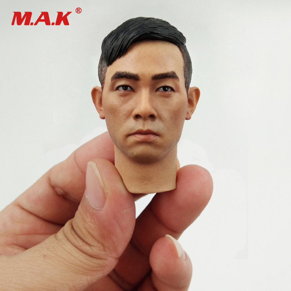 1:6 Scale Asia Male Head Sculpt Young and Dangerous Jordan Chan Head Carved Model For 12 Figure Doll1:6 Scale Asia Male Head Sculpt Young and Dangerous Jordan Chan Head Carved Model For 12 Figure Doll