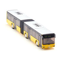 SIKU 1:50 Scale Car Toy Simulation Alloy Bus Model Car Toy Vehicle Models Toys For Children Gift
