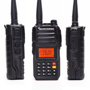 Image 4 - Quansheng TG UV2 PLUS 10W Powerfull 5 Bands 136 174MHz/Police 350 390MHz/400 470MHz 4000mAh Ham Radio Walkie Talkie TG UV2Plus