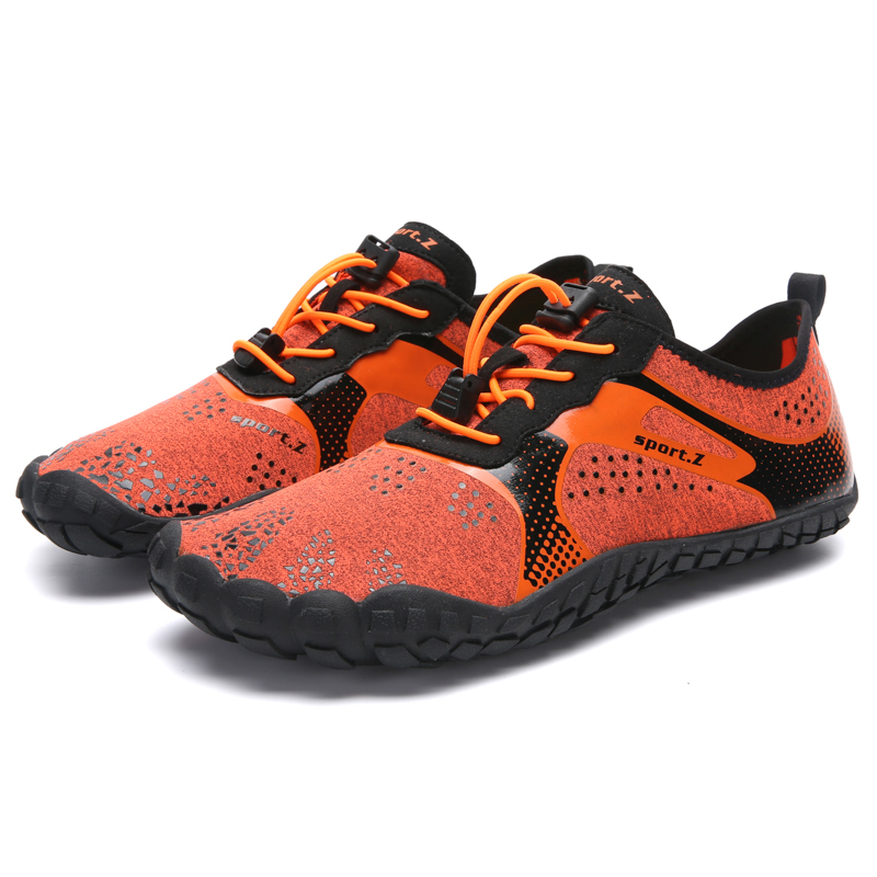 Aqua Shoes Summer Shoes Men Breathable Beach Slippers Upstream Shoes Adult Woman Swimming Sandals Diving Socks Tenis Masculino 1
