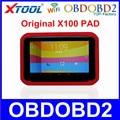 PAD XTOOL Original X-100 X100 Auto Programador Chave Novo Pad X 100 Adaptador EEPROM Mesmo Como X300 Atualização Online DHL livre