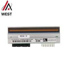 ¡Envío gratis! cabezal de impresión original Zebra 110xi4 600dpi cabezal de impresión 110XIIII 600dpi cabezal de impresión de código de barras P1004233
