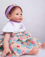 newborn girl doll lifelike birthday gifts