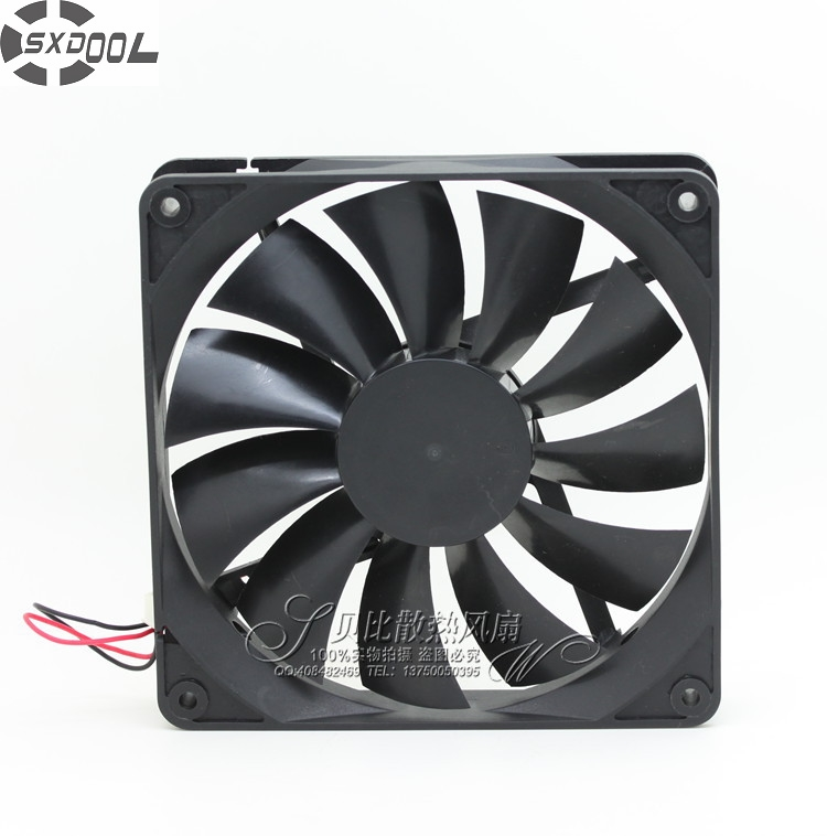 SXDOOL D14BH-12 12V 0.70A 14025 Axial Cooling Fan