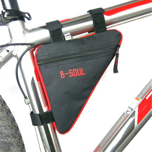 Bike Triangle Frame Bag: Best Bicycle Accessories for You