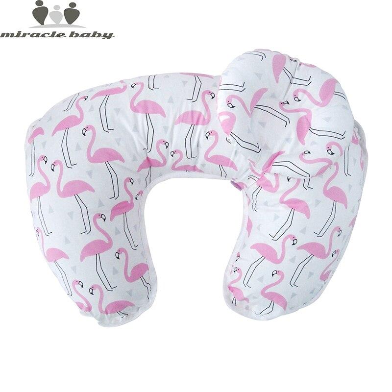 Baby Breastfeeding Pillow Multifunctional U Shaped Maternity Nursing Pillow Protect Mummy Waist Support Cushion