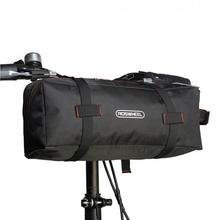 Folding Polyester Bike Loading Bag 420D Anti-tear Bicycle Carrier Pack Storage Package With Receive