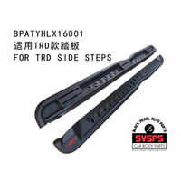 High Quality Running Board Side Steps For Toyota Hilux TRD Style 2016 2018 Year
