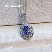 KJJEAXCMY boutique jewelry,Natural stone pendant pendant jewel necklace, 925 Sterling Silver female jewelry opal hamsa choker necklace fatima hand pendant necklace natural opal stone israel jewish jewelry 925 sterling silver jewelry