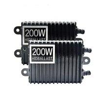 TPTOB 2 stücke 200 W Für HID Bi Xenon Dünne Digitale Ersatz Ballast Reactor Licht Für H1 H3 H7 9006