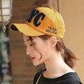 Korea Man and Women Baseball Cap Tide Lovers  Outdoors Woman Paragraph Sunshade adjustable hat