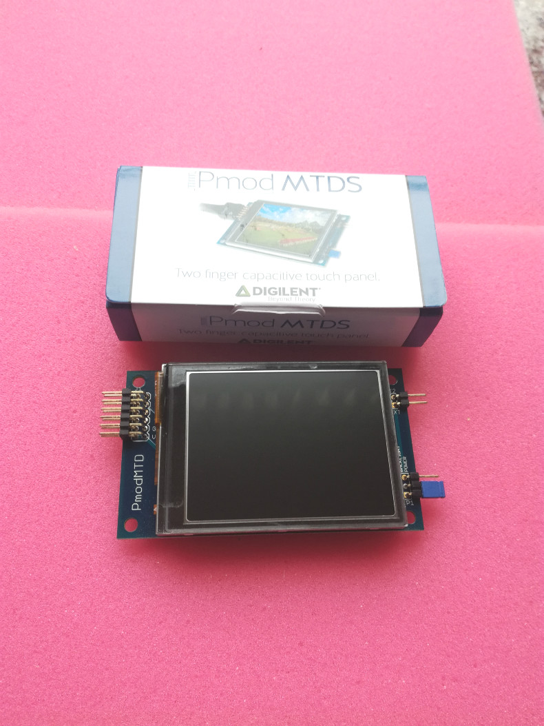 410-341 PMOD BOARD MULTI-TOUCH DISPLAY SYSTEM 410-341