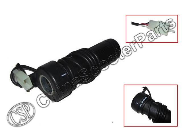 Handle Grip Throttle 100CM Electric  Mini Moto Dirt Pit ATV Quad Go Kart Buggy Pocket Bike  EVO Razor X-Treme IZIP