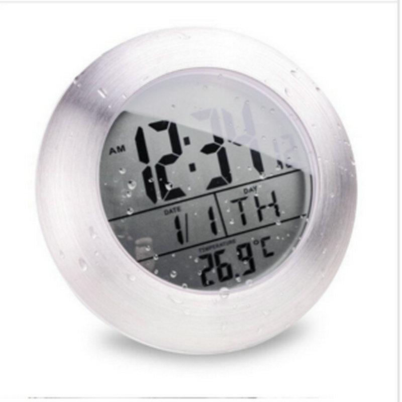 Horloge Étanche Salle De Bain – Idées d\'images à la maison