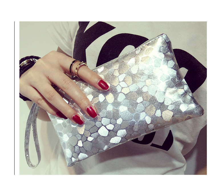 Women Fashion Autumn Winter New Korean Style Hand Clutch Bag Clutches Bags Online Shopping Black Silver Gold Blue Purple10