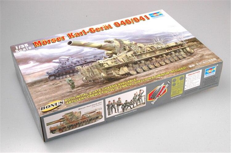 Trumpeter 002151: 35 Weltkrieg II Deutsch selbstfahrende Mörtel Kunststoff Montage Militär Modell-in Modellbau-Kits aus Spielzeug und Hobbys bei  Gruppe 1
