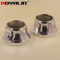 2X 3 0 Inch Q5 HID Bi Xenon Projector Lens Mask For A Style Parking Car