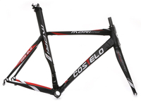 Hot sale! COSTELO MRIO RXRS Ulteam Carbon Road frame bicycle frame road bike frame 3k BB30 frame BICICLETTA BICICLETA DE CARBONO