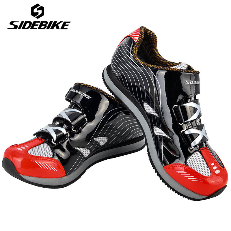 Sidebike New Design Leisure Cycling Shoes Mountain Road Bike Shoes Not Self-locking Athletic Sports Shoes Sapatos de ciclismo sidebike high quality men cycling shoes self locking road bike shoes s2 snap knob bicycle shoes ultralight sapatos de ciclismo