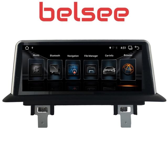 """Belsee 10,25 """"Экран PX6 Android 8,1 навигации радио головное устройство авто стерео Multimediafor BMW 1 серии E87 E88 E82 E81 2006-2012"""
