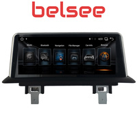 Belsee 10.25 Screen PX6 Android 8.1 Navigation Radio Head Unit Auto Stereo Multimediafor BMW 1 Series E87 E88 E82 E81 2006 2012