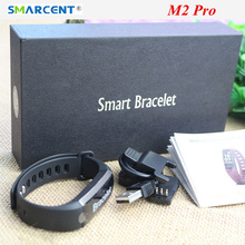 R5MAX M2 Pro Смарт-фитнес часы-браслет Приборы для измерения артериального давления сердечного ритма Мониторы Smart Band вызова SMS push SmartBand 2 с коробку