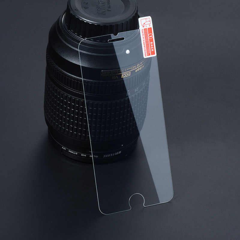 GerTong ochronne szkło hartowane dla iphone XS Max XR 6 7 5 s se 6 6 s 8 plus szkło iphone 8 X folia ochronna na ekran iphone 4 4S