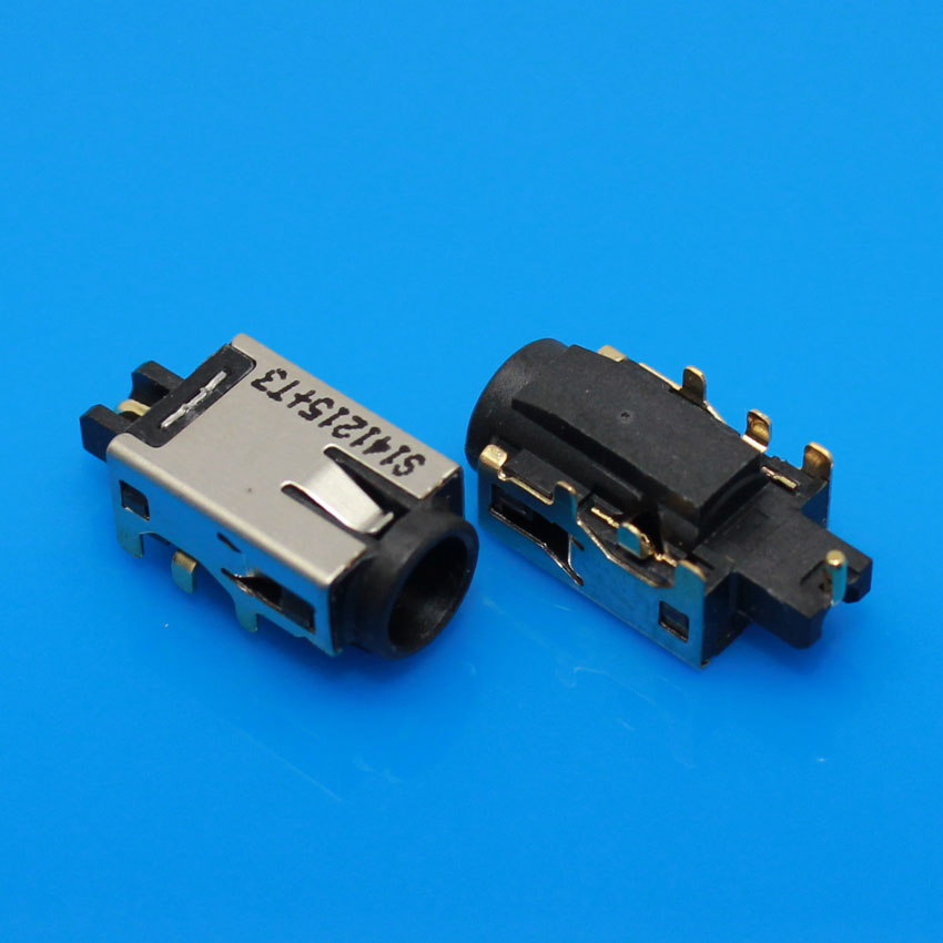 все цены на  NEW DC Power Jack Connector for ASUS F553MA X453MA X553 X553MA notebook power connector DC jack (Elliot needle) 7pin  онлайн