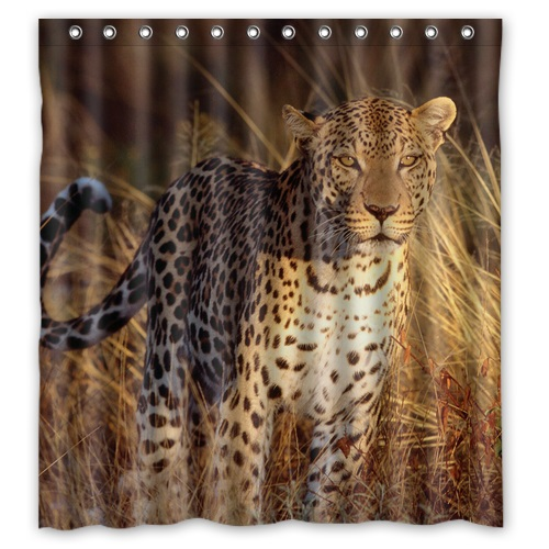 Online Buy Wholesale leopard print shower curtains from China ...