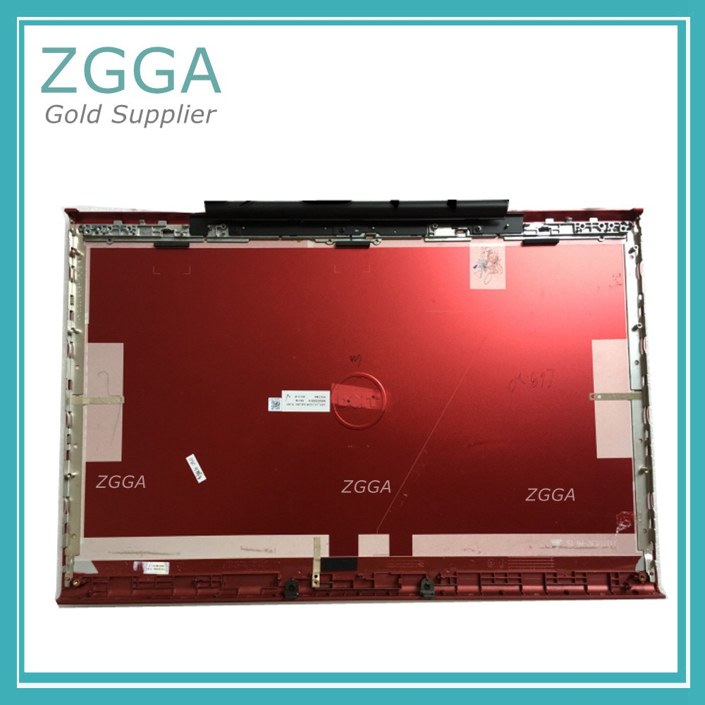 Genuine Laptop Shell For DELL Precision M6800 LCD Screen Rear Lid Back Cover Top Case Brown AM0W2000500 Red AM0W2000610 цена