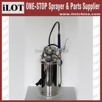 iLOT 6L Thickening manual stainless steel High pressure sprayer with gas pressure meter for home and garden