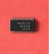 Бесплатная доставка! Новые оригинальные MSP430F2132IPWR M430F2132 TSSOP28 IC MCU 16 бит 8 КБ флэш-памяти, 5 шт.