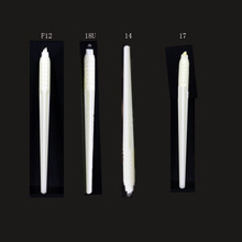 5Pack Of Disposable Sterile Microblades Handmake Pen Disposable Eyebrow Microblading Manual Pen For F12/14/17/18U Needles
