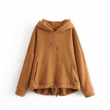Plus Size Comfortable Maternity Hoodies  Womens Clothing Autumn Pullovers for Pregnant Clothes Loose Outwear Tops