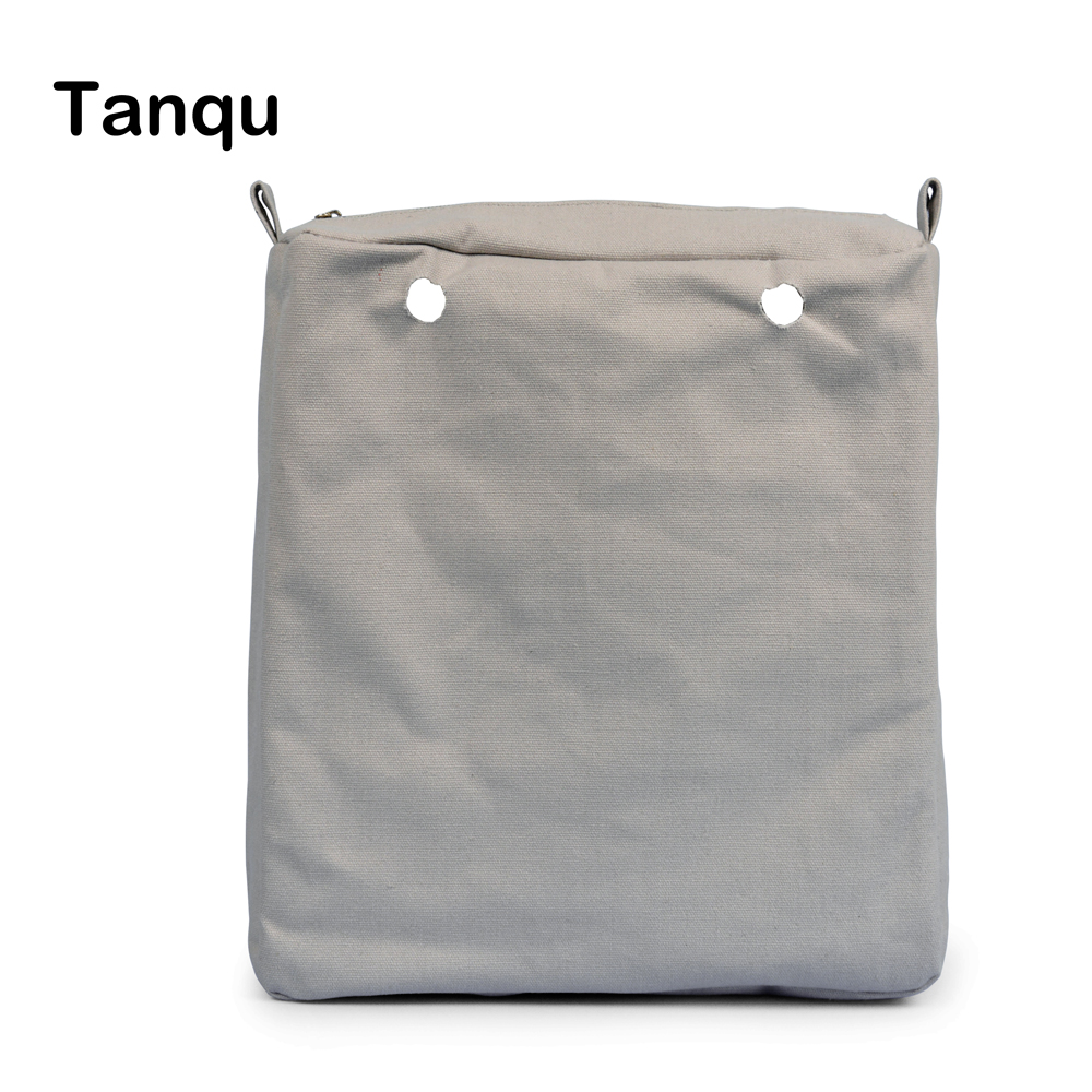 TANQU Tela Insert Lining Canvas inner pocket for O CHIC OCHIC Canvas waterproof Inner Pocket for Obag new canvas insert tela insert for o chic lining canvas waterproof inner pocket for obag ochic