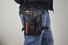 Бесплатная доставка гонки езда сумки пакет плечо сумка Посланник грудь и ноги мешок HARLEY KTM Мотокросс Рыцарь Инструмент