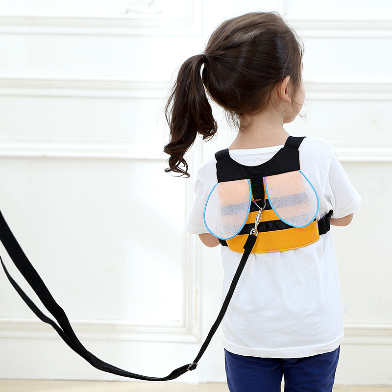 Baby Walker Wristband Leashes Safety-Harness Anti-Lost Outdoor Children Kid Play
