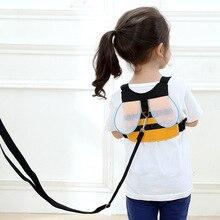 1,5 м детский ремень безопасности, не теряющий прогулки, Детские поводки, детская ручка для прогулок, детский браслет для игр на открытом воздухе, детские ходунки, безопасность