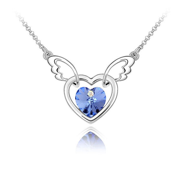 Love Heart Necklace 4