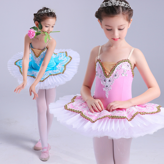 d97e3527d New Sequined Professional Tutus Swan Lake Ballet Dance Costumes ...