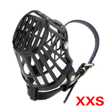 1pcs 7 Sizes High Quality Adjustable Basket Mouth Mesh Mask Muzzle Cage Cover Dog Pet Bite Bark Chewing Animal Safely Security