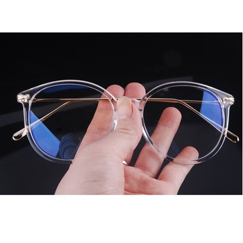 5f884925df Vazrobe gafas transparentes para mujer, hombres, grandes, redondas, para  mujer, lentes para empollones, para mujer
