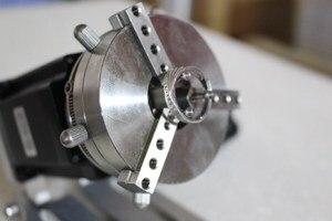 Image 4 - Máquina de grabado láser de fibra, máquina rotativa de marcado láser, eje rotativo, accesorios para máquina de grabado