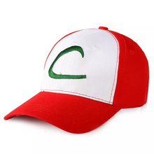 Hot Pokemon Go ash ketchum trainer Cap Hat Team Valor Team Mystic Team Instinct Pokemon Cap Pokemon Hat Snapback Baseball Caps