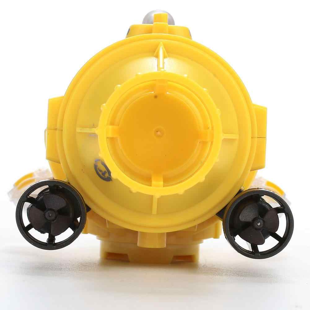 3CH Remote Control Submarine Mini Camera Submarine Education Shooting  Entertainment Cool Funny Small