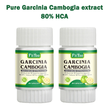 FiiYoo 100% natural garcinia cambogia extracts old version slimming 80% HCA fast weight loss formula garcinia cambogia 100% natural hca extract supports weight loss and curbs appetite superior absorption 180 pcs